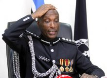 How Former IGP Gen Kale Kayihura Was Arrested