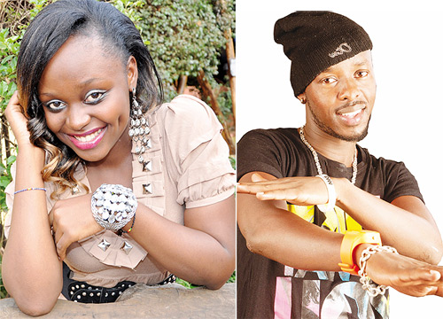 Rema Namakula and Eddy Kenzo baby/child