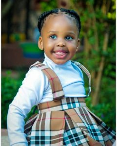 Eddy Kenzo daughter Aamal Musuuza