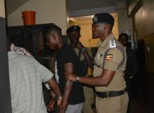 Socialite Sipapa Arrested and Jailed For Public Disturbance