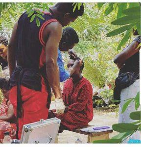 Anne Kansiime in Ghana movie six feet of space download