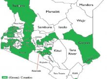 Biggest Counties in Kenya, List of Top 10