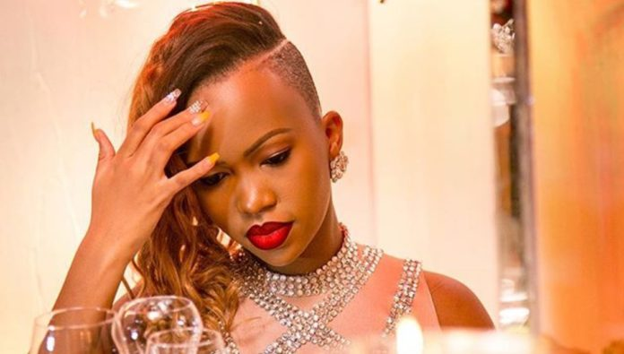Sheila Gashumba Exposes Fik Fameica (Ex-Boyfriend)