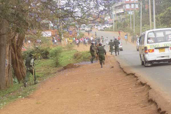 Kirinyaga University Student Robbed Stabbed To Death