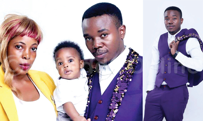 Singer Lyto Boss Fires wife As His Music Manager