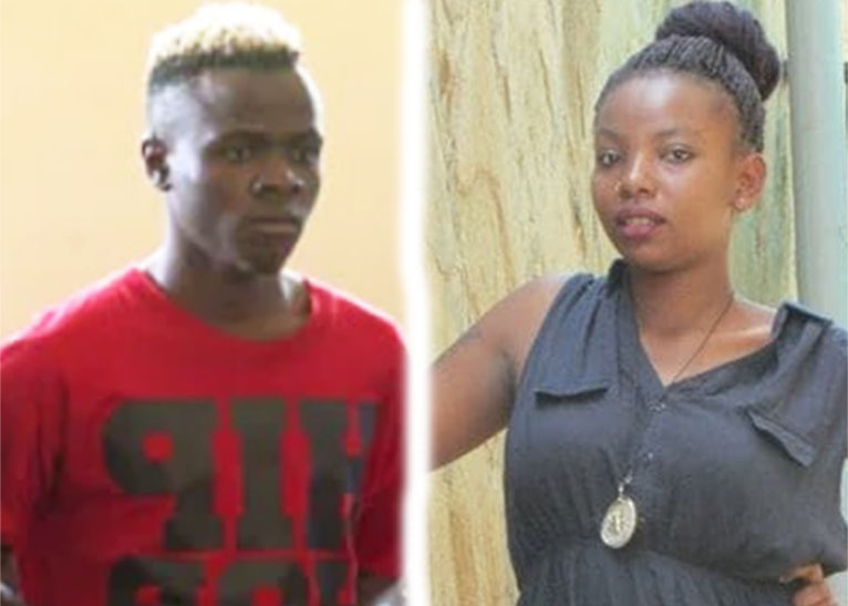 Joseph Ochieng Reveals Why He Killed Police Pauline Wangari
