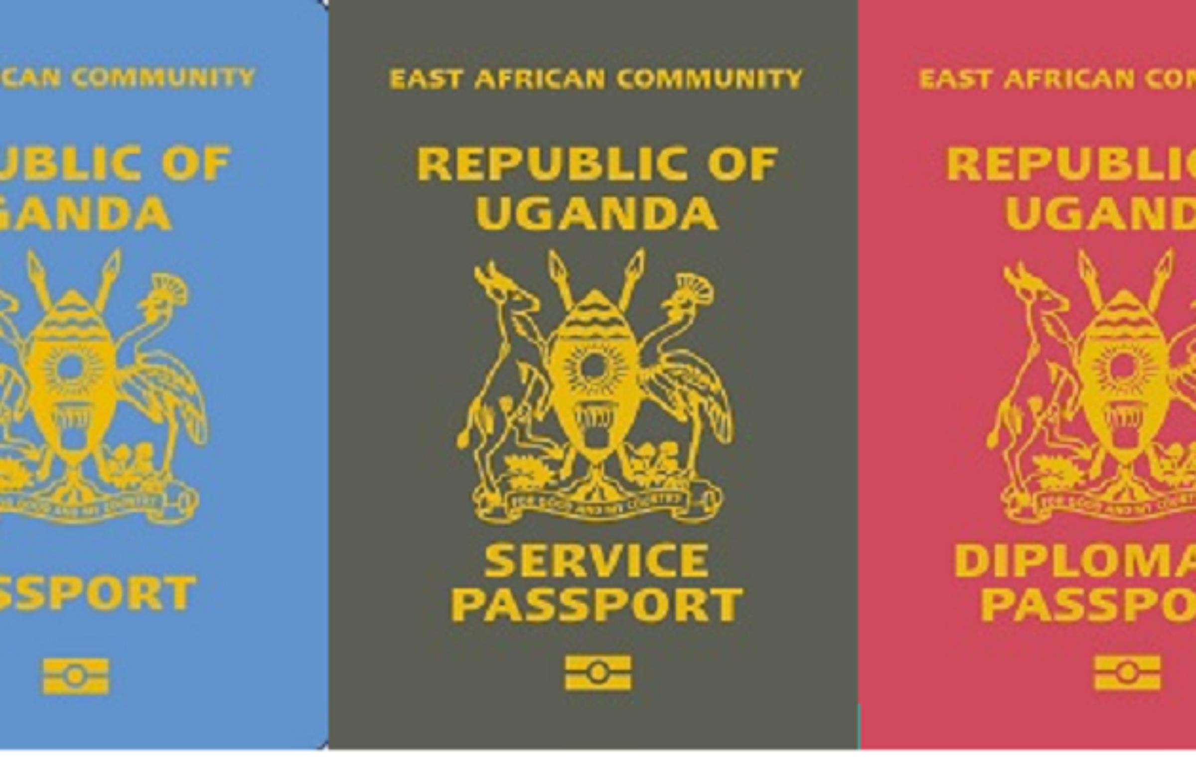 How to Get a Passport e-Passport in Uganda 2020 Online