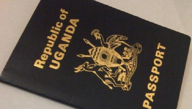 how to renew ugandan passport