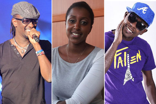 Most educated Kenya celebs musicians