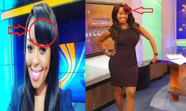 Lilian Muli Hairstyle and Why She Covers Her Forehead