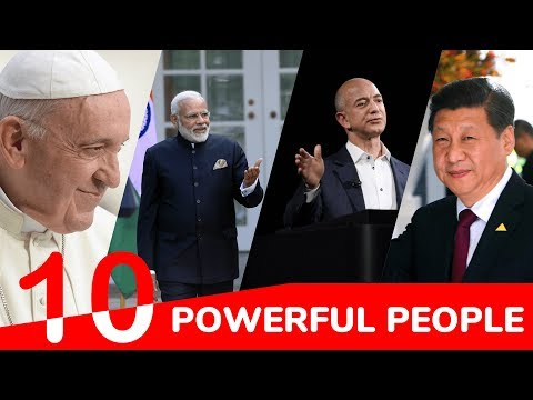 Most Powerful People in The World 2021 Top 10 List