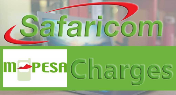 Mpesa Charges 2021 Withdrawal Sending From Agent