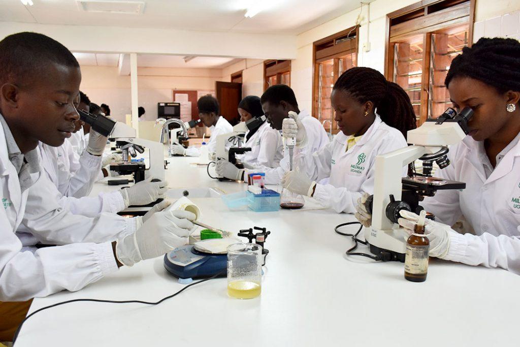 Medical Laboratory Schools In Uganda