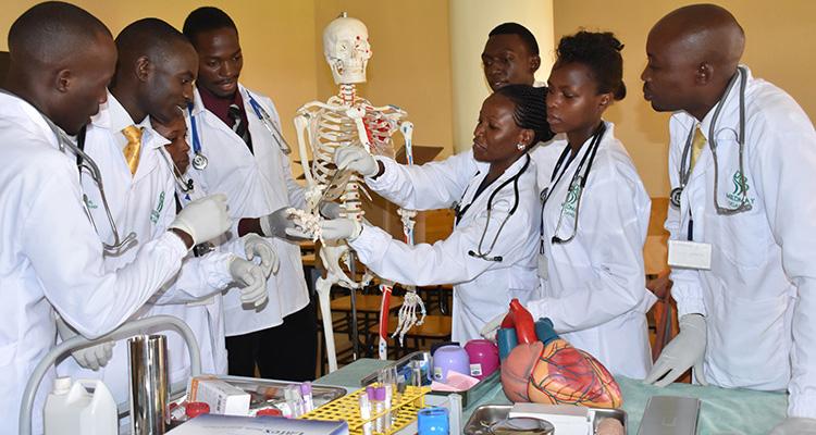 Courses at Mildmay Uganda 2019 2020