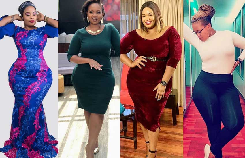 Most Curvy Celebs in Kenya