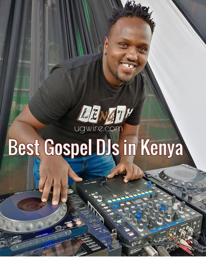 Top Gospel DJS In Kenya