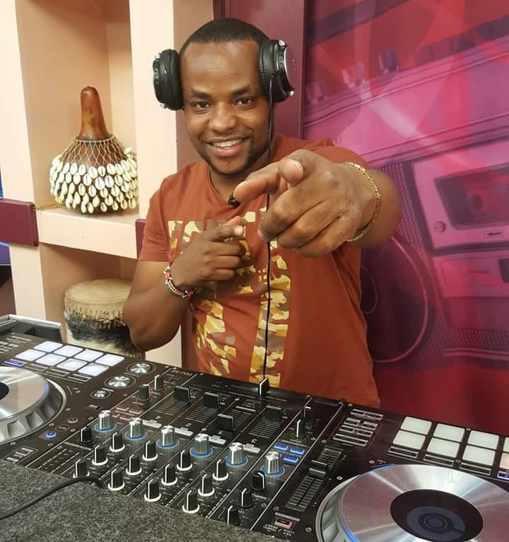 DJ Qariz Kenya of Kameme TV Salary Age & Biography [Mixes]