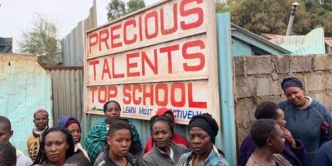 Precious Talents School Owner Arrested