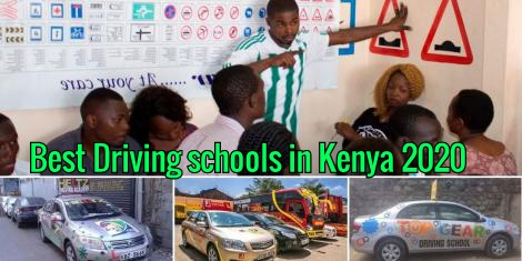 Top 10 Best Driving Schools in Kenya 2021 and Their Fees LIST