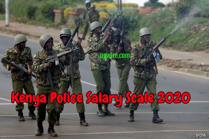 Kenya Police Salary Scale 2020 Per Month