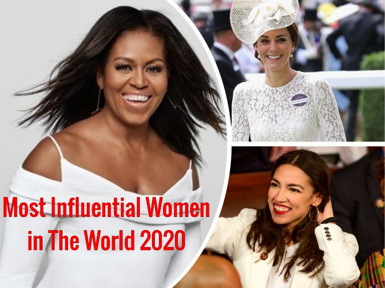 Most Influential Women in The World 2020
