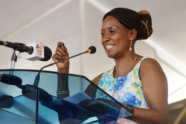 TSC CEO Dr Nancy Njeri Macharia Biography Education CV