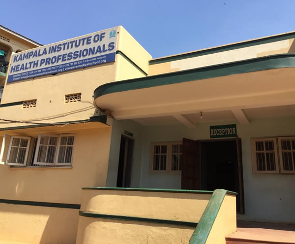 Courses Offered at Kampala Institute of Health Professionals 2021