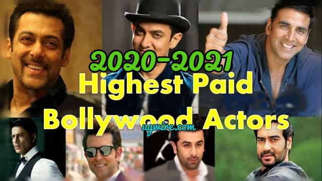 Highest Paid Actor in Bollywood 2020 Forbes Top 10 List
