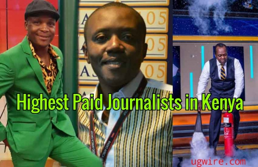 Most Richest Journalists in Kenya 2021 Top 10 Highest-paid
