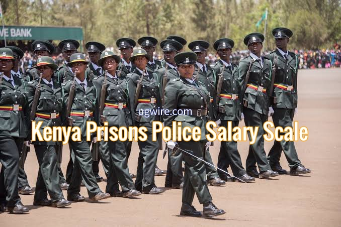 Kenya Prisons Police Salary Scale 2020
