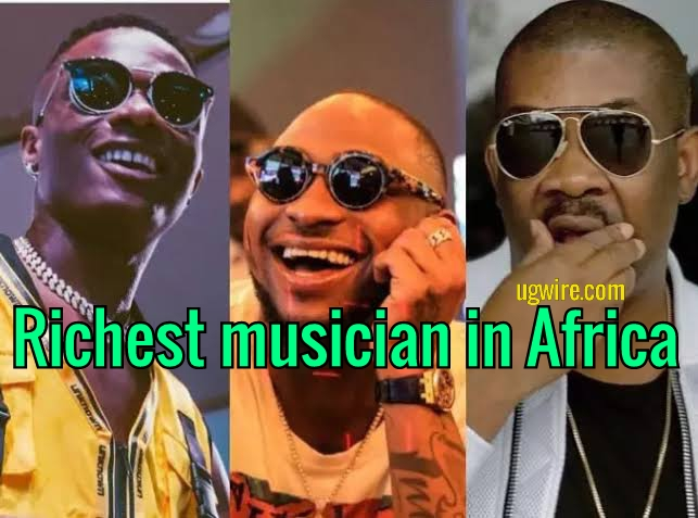 Richest Musician in Africa 2020 Forbes List Top 10