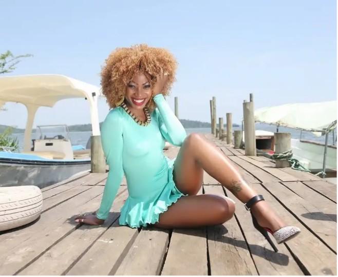 Sheebah Karungi Hairstyles Short Hair PHOTOS 2020