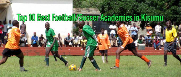 Football Academies in Kisumu Kenya 2020 Top Best