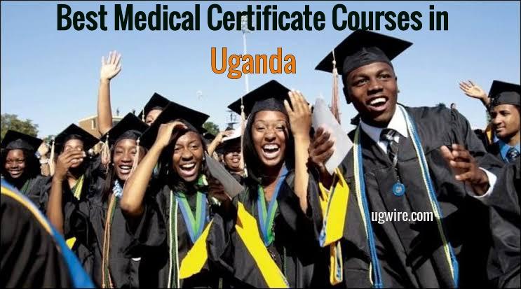 Best Medical Certificate Courses in Uganda 2020