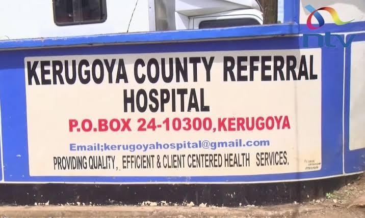 Kirinyaga Man Kills Himself in Hospital Washroom