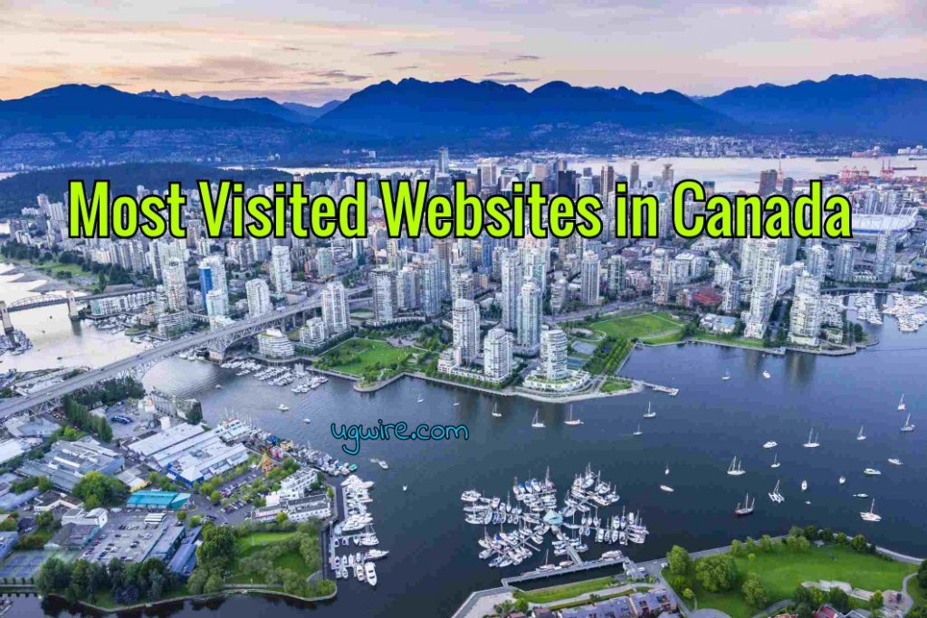 Top 20 Most Visited Websites in Canada 2020 Popular LIST