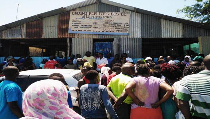 Pastor Kills Wife in Mombasa