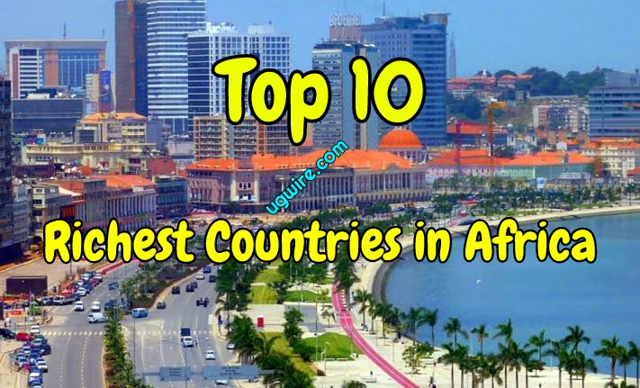Top 10 Richest Countries in Africa 2020 Forbes