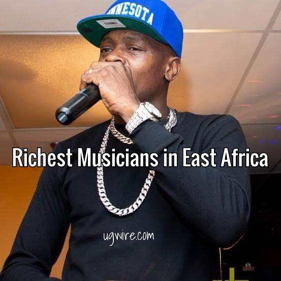 Richest Musician in East Africa 2020 Forbes LIST