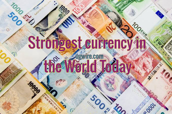 Strongest Currency in The World 2020 Top 10 Highest List