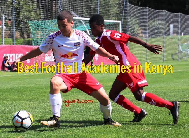 Top 20 Best Football Academies in Kenya 2020