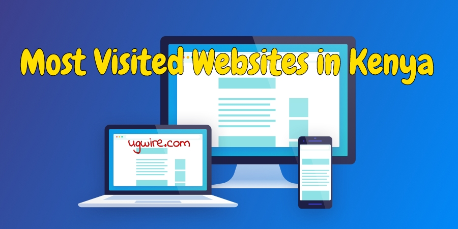 Most Visited Websites in Kenya 2021 Top 10 Most Popular