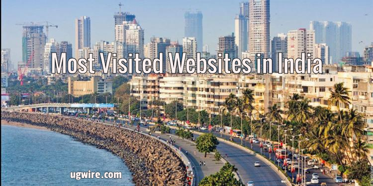 Most Visited Websites in India 2020 List Today