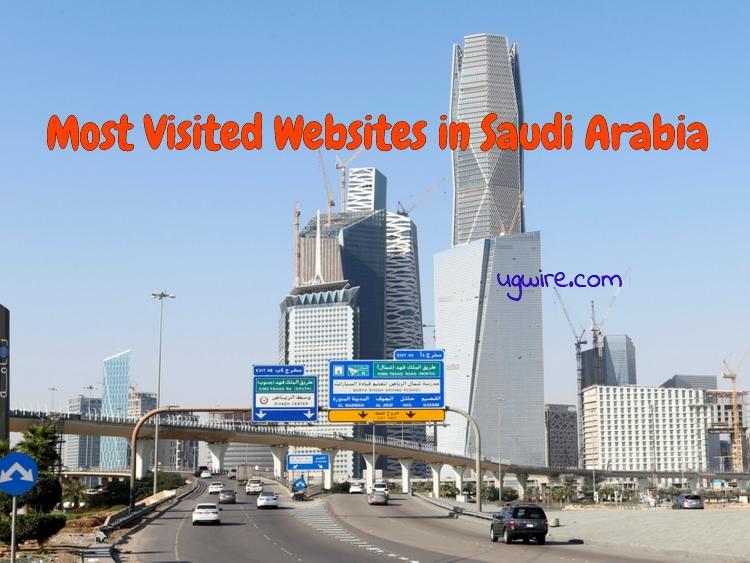 Top 20 Most Visited Websites in Saudi Arabia 2021 Popular
