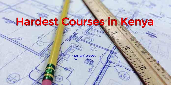 Hardest courses in Kenya Universities 2020