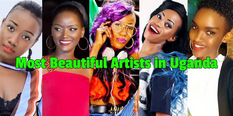 Most Beautiful Female Artist Artists in Uganda