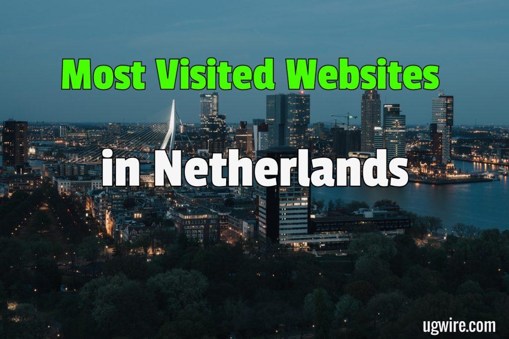 Most Visited Websites in The Netherlands