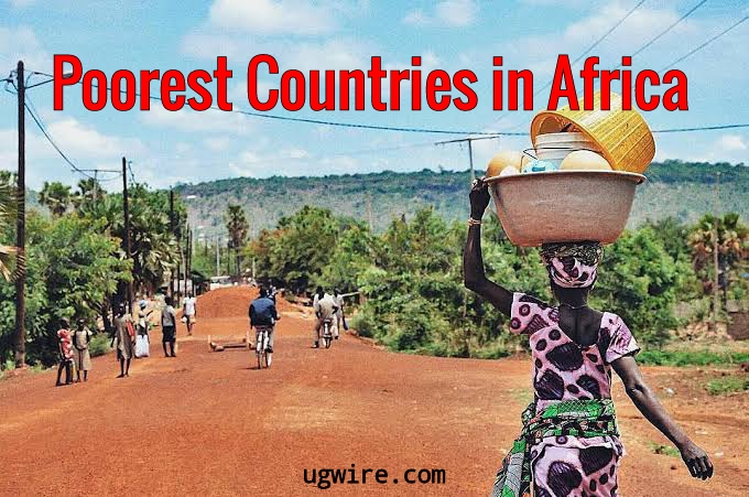 Top 20 Poorest Countries in Africa 2020