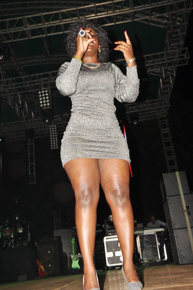 Winnie Nwagi is the Most Beautiful Female Artist in Uganda