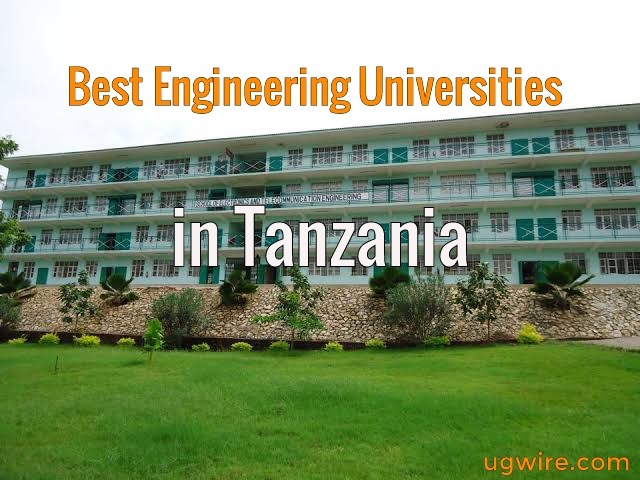 Best Engineering Universities In Tanzania 2021 Vyuo Bora